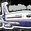 Thumbnail: Adesivo Silhueta Boeing 707