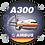 Thumbnail: Adesivo Bolacha Airbus A300