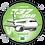 Thumbnail: Adesivo Bolacha Boeing 737-300 Webjet