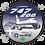 Thumbnail: Adesivo Bolacha Boeing 747-200 VARIG
