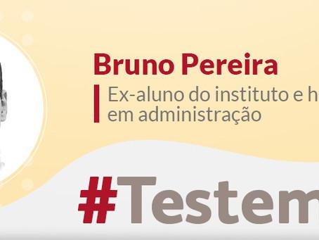 Testemunho: Bruno Pereira