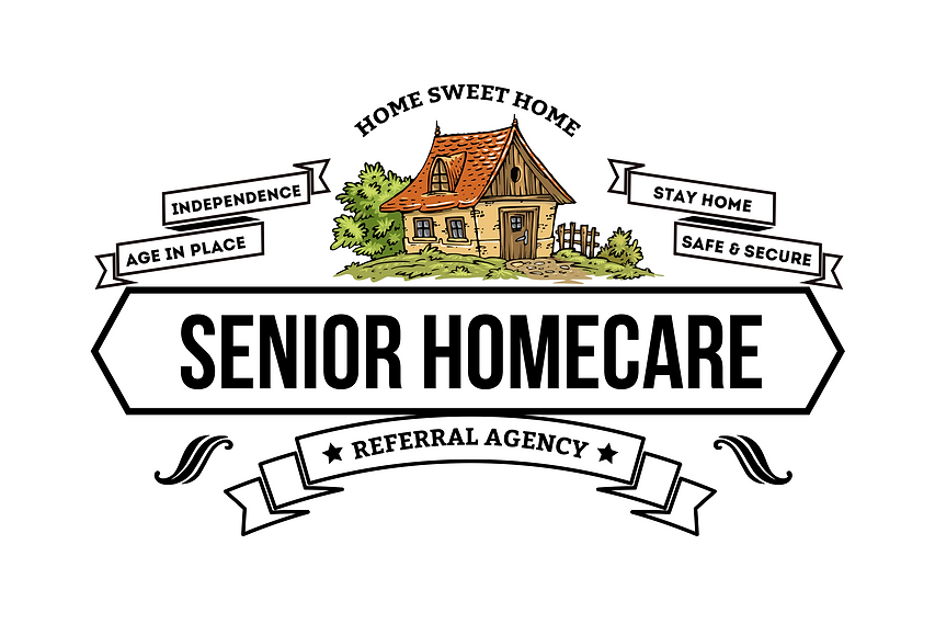 Senior HomeCare Logo - Home Sweet Home - Age in Place