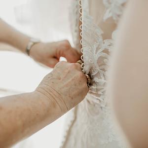 Crane Wedding