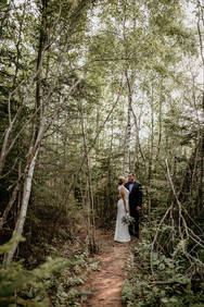 Wedding shoot in Prince Edward Island