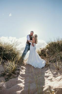 Wedding shoot in Prince Edward Island