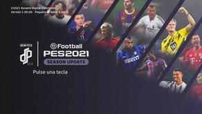 Parche DreamPatch 2.0 + 2.1 + 2.2 para eFootball2021 PC
