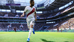 Update Copa America #eFootballPES2021 #PS4 #PS5