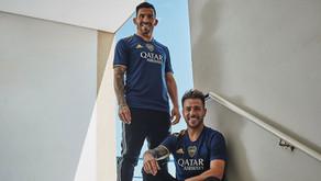 Nueva Camiseta de Boca Juniors