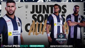 Nueva Camiseta de Alianza Lima