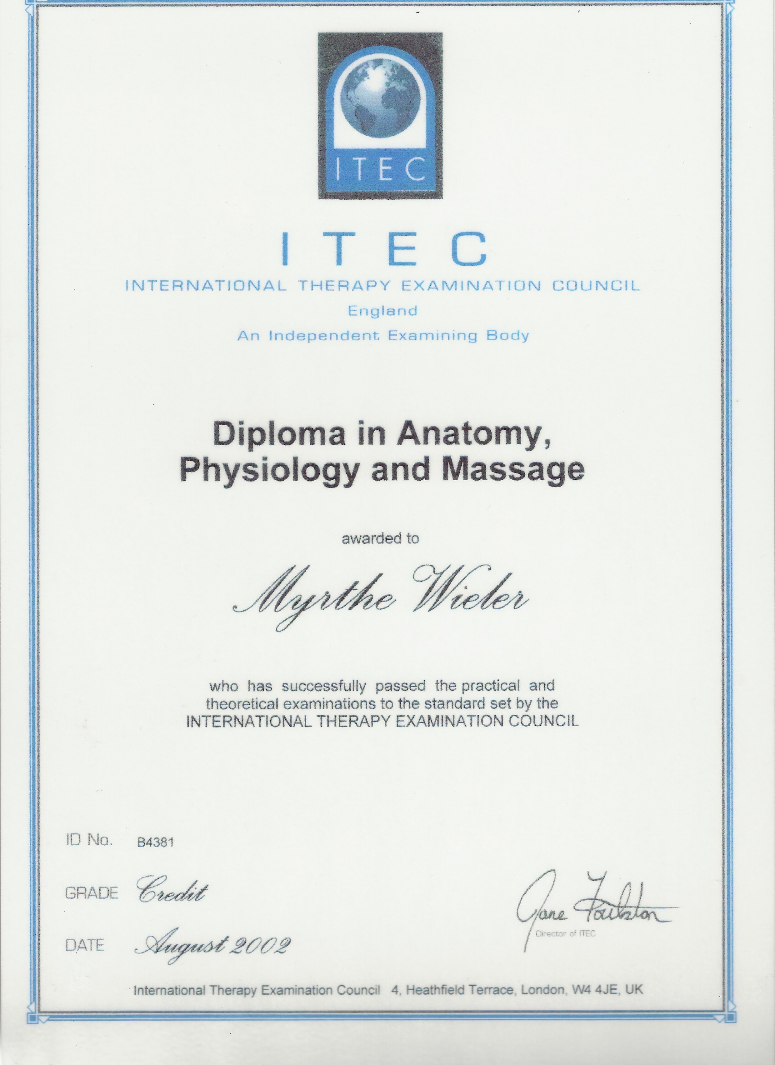 Dip Anatomy _ Physiology _ Massage