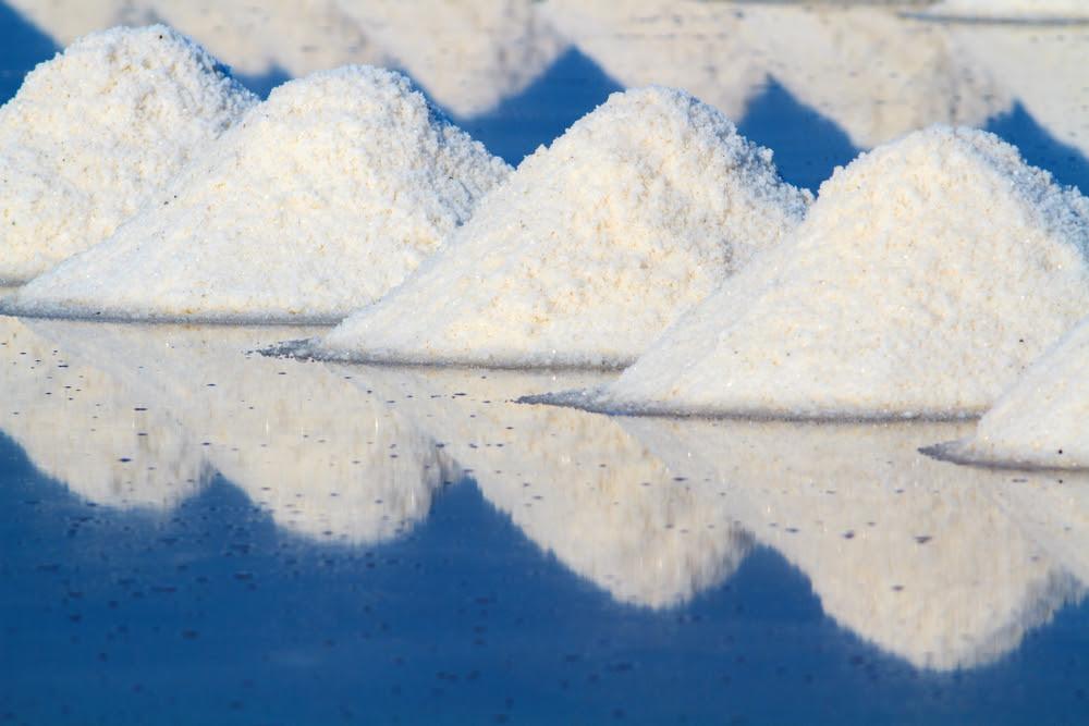 Sodium piles