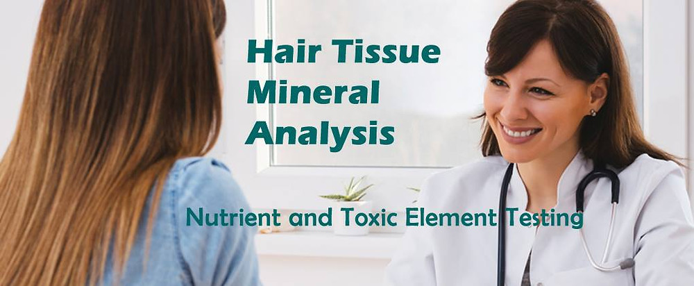 Interclinical Hair Tissue Mineral Analysis