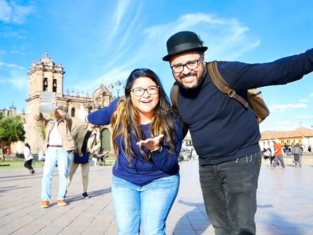 Y Llegamos a la Roma de América, ¡Cusco!