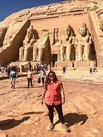 Templo Abu Simbel, Aswan