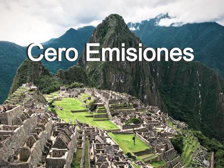 Pronto Machu Picchu se convertirá neutral en carbono completamente.