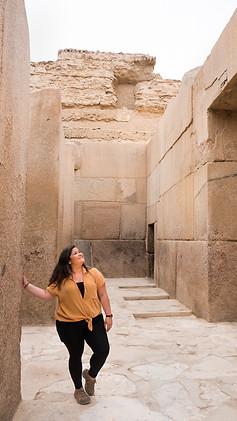 Templo del Valle, Giza