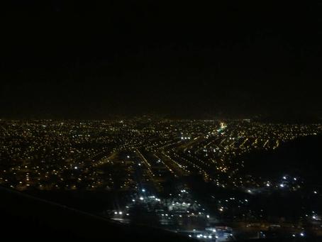 ¡Llegamos a Lima, Perú!