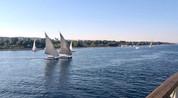 Faluca, Rio Nilo