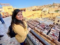 Curtidería, Fez, Egipto
