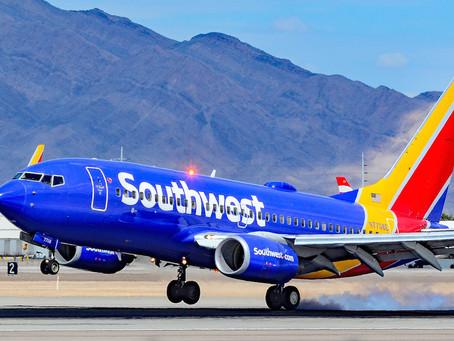 La Aerolínea Southwest extiende el bloqueo de asientos intermedios hasta el 30 de noviembre