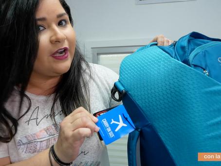 ¿Que equipaje utilizas para viajar? ¡Te mostramos el equipaje perfecto para tu nueva aventura!