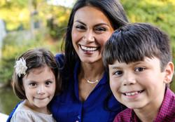 Family portraits for Wendy Corona
