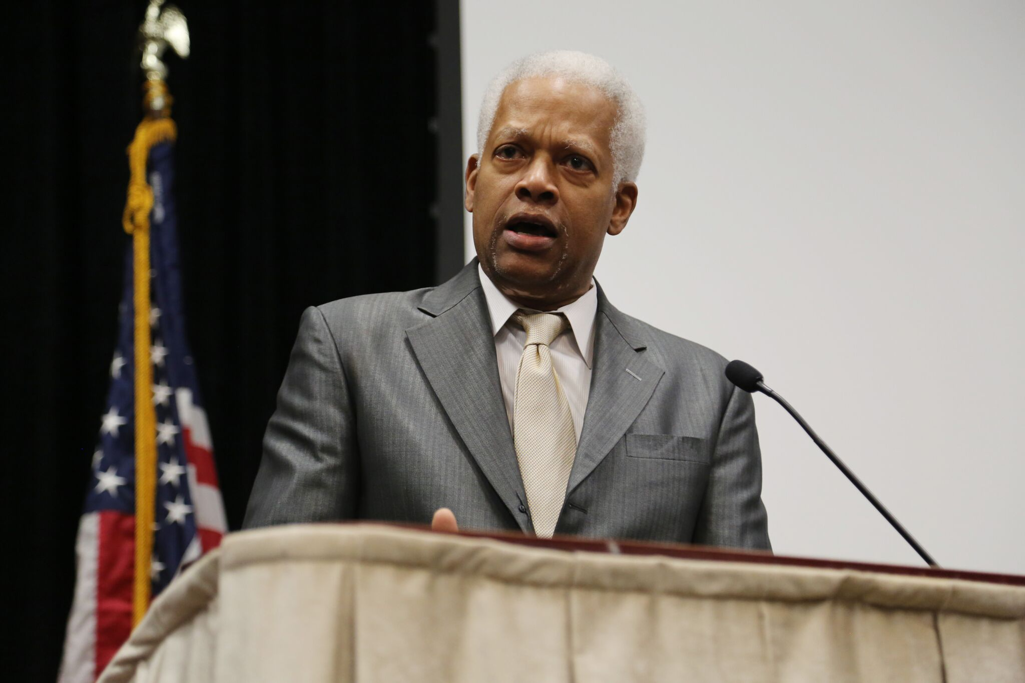 U.S. Congressman Hank Johnson