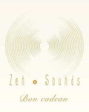 ZEN AND SOUNDS · BON CADEAU