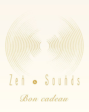ZEN AND SOUNDS · BON CADEAU