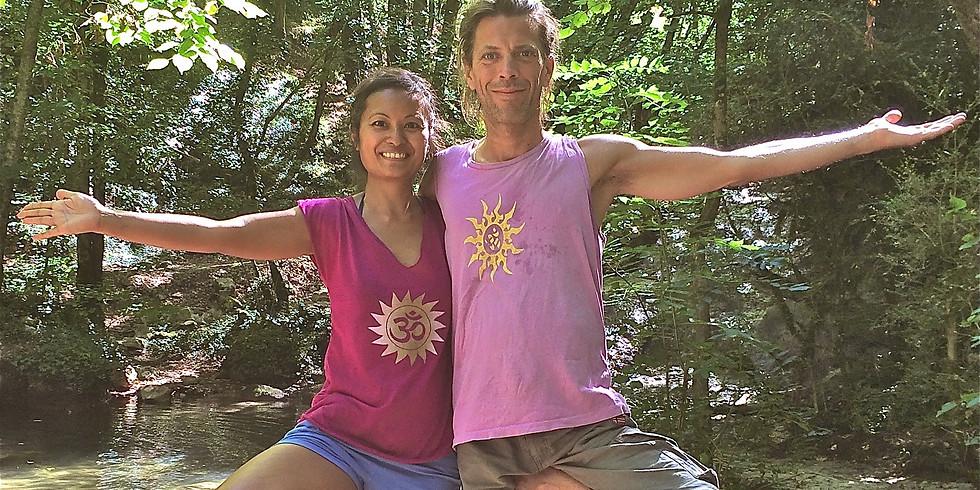Yoga Eclipsia RetreatWith Nico & Somaly