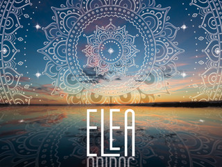 "ELEA upcoming new album ""Oniros"", to be released in September 2016 (Altar Records / Space"