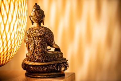 Boudha & lumière · Zen & Sounds