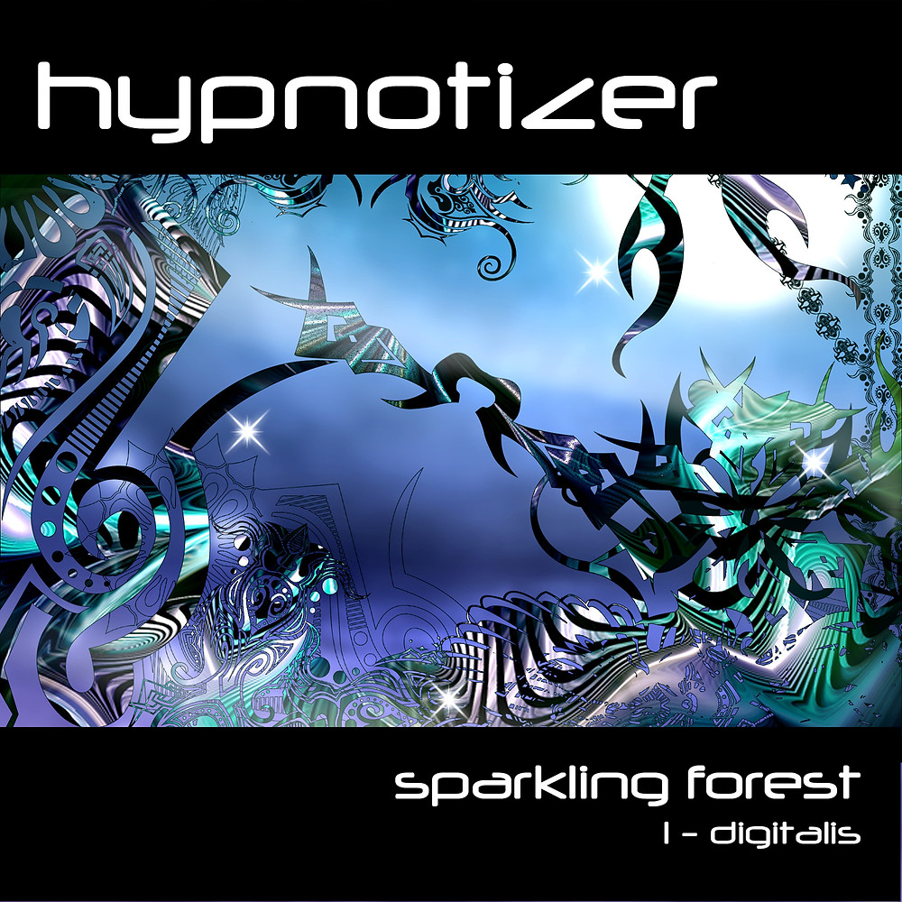 Sparkling Forest / 2-Mandragora, by ISAAK HYPNOTIZER