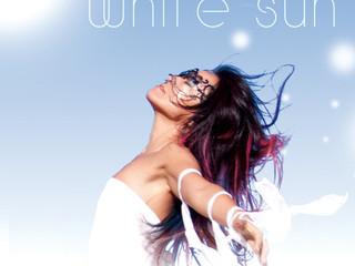 White Sun, by HIDEYO BLACKMOON