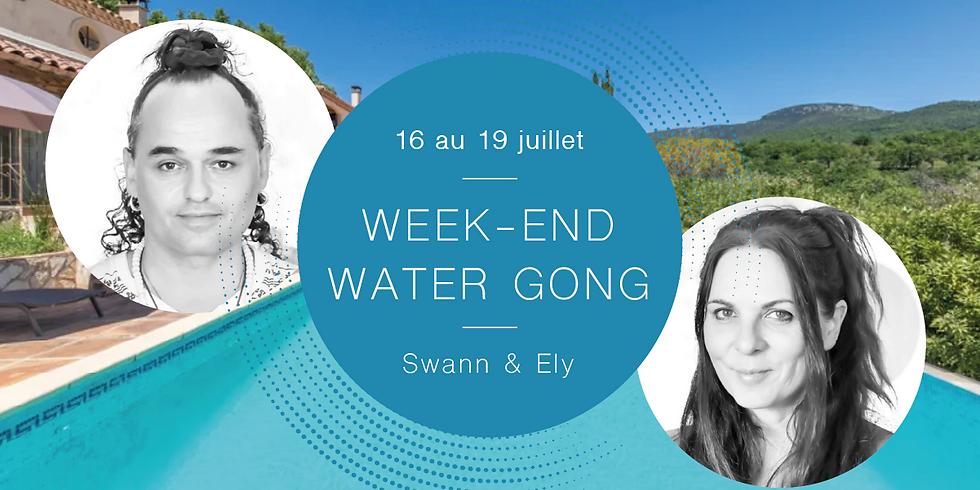 Week-end Water Gong · Avec Ely & Swann