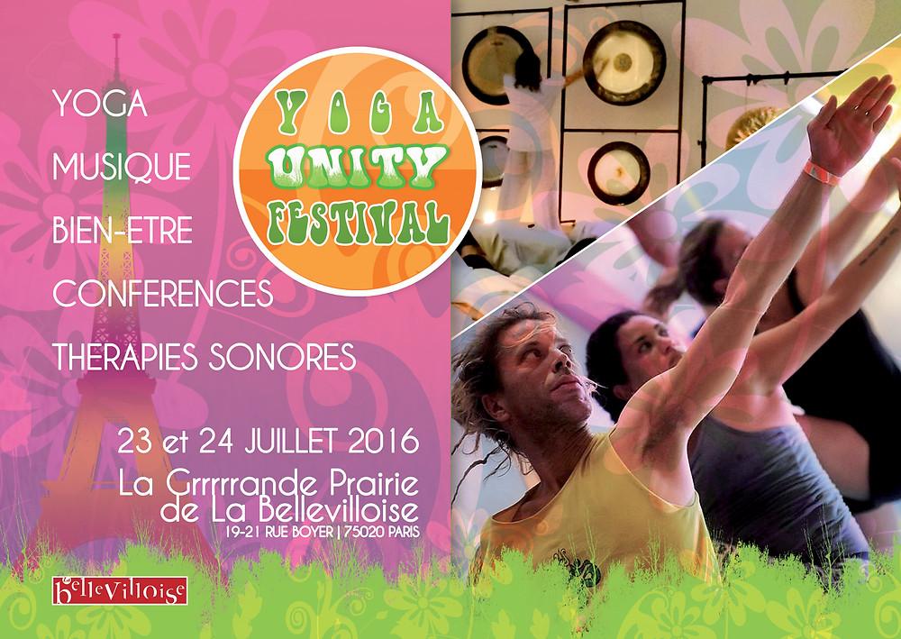 ELEA live @ Unity Festival de la Grande Prairie, Paris - La Bellevilloise