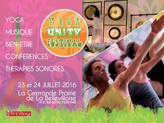 ELEA live @ Unity Festival de la Grande Prairie, Paris - La Bellevilloise, Sat. 23 July, 18:00