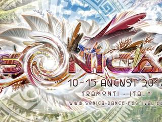 ELEA live @ SONICA DANCE FESTIVAL 2017 | 12 August 2017 | Tramonti - Italy