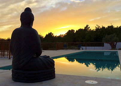 ZEN AND SOUNDS IBIZA · BOUDDHA NIGHT
