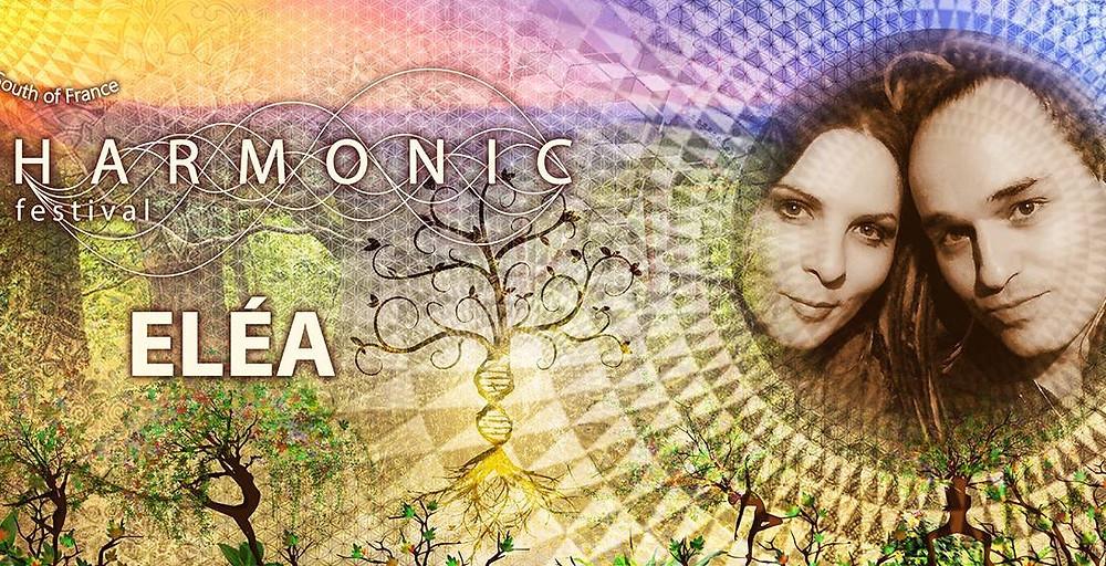 ELEA live concerts + Sound Healing workshops @ HARMONIC FESTIVAL 2017