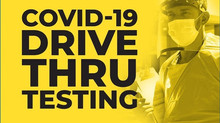 Boone Memorial to offer FREE Drive-Thru COVID-19 Testing this Friday and Saturday, 10/23 - 10/24