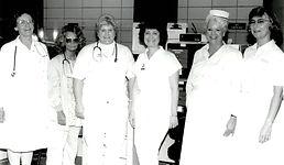 Boone Memorial Staff