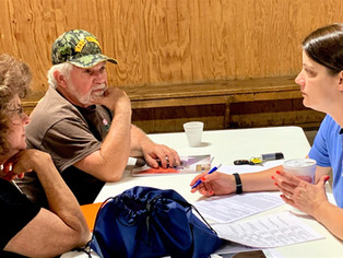 BMH Black Lung Center holds free outreach in Wharton, WV