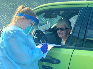 Boone Memorial offers drive-thru testing for COVID-19