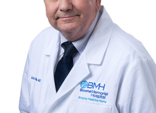"BMH Welcomes Dr. Robert ""Bob"" Atkins, Family Medicine"