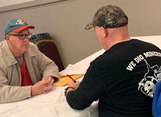 Boone Memorial Hospital hosted a Black Lung Outreach Event in Beckley, WV