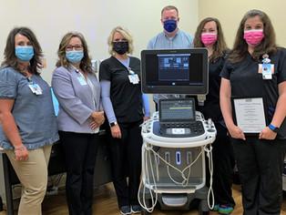 Boone Memorial Hospital Earns ACR Ultrasound Accreditation