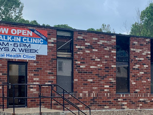 BMH Walk-in Clinic (Rural Health Clinic) relocates to State Street, Madison
