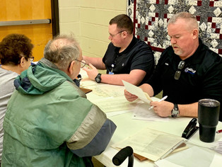 The Black Lung Center at Boone Memorial holds free outreach event in Logan, WV