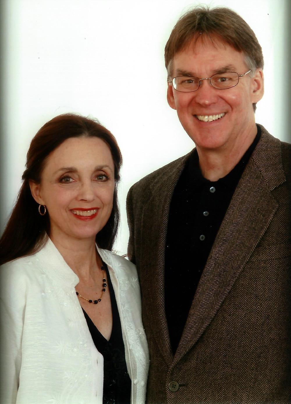 """Robert """"Bob"""" and wife Barbara"""